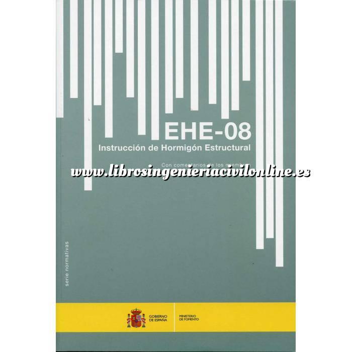 Imagen Hormigón armado Instrucción de Hormigon Estructural. EHE-08.