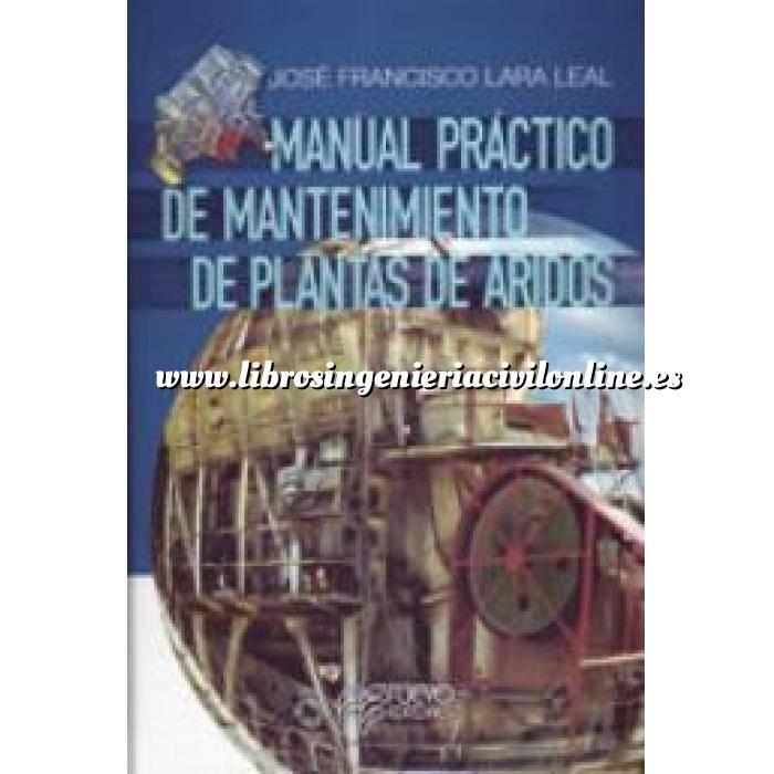 Imagen Hormigón armado Manual práctico de mantenimiento de plantas de áridos