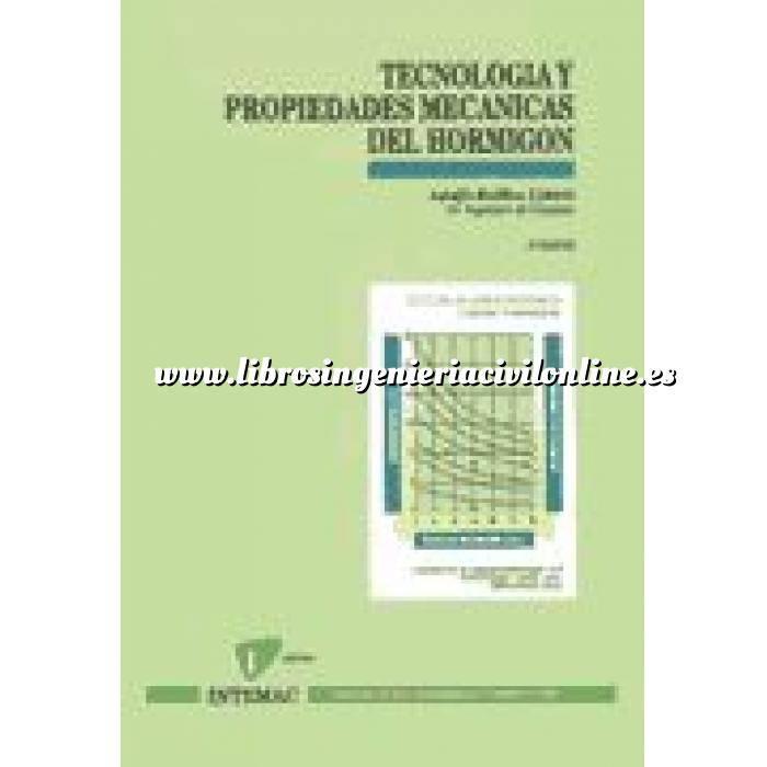 Imagen Hormigón armado Tecnología y propiedades mecánicas del hormigón