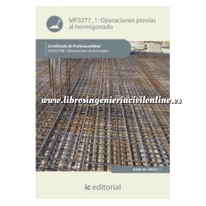 Imagen Hormigón pretensado Operaciones previas al hormigonado
