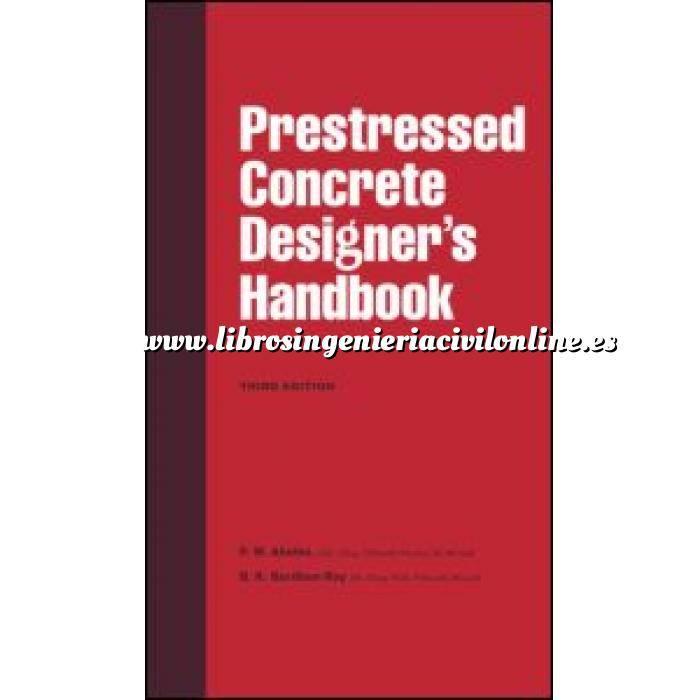 Imagen Hormigón pretensado Prestressed Concrete Designer's Handbook