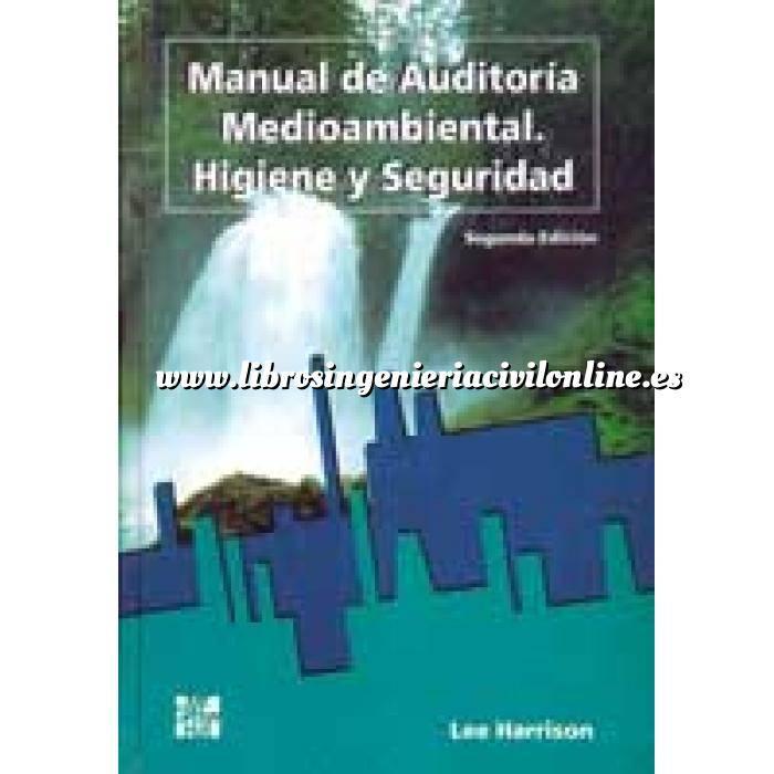 Imagen Impacto ambiental Manual de auditoria medioambiental.higiene y seguridad
