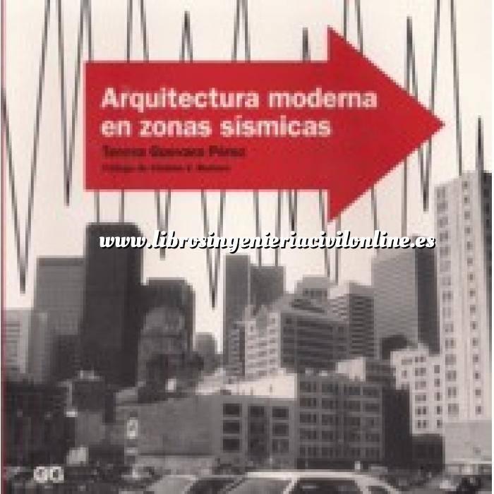 Imagen Ingeniería sísmica Arquitectura moderna en zonas sismicas