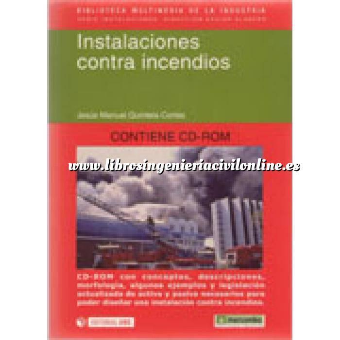 Imagen Instalaciones contra incendios Instalaciones contra incendios