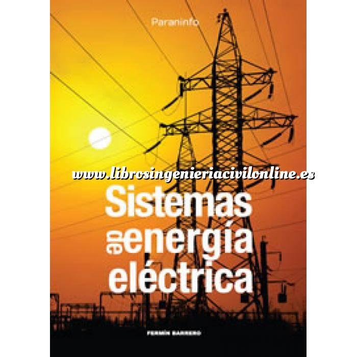 Imagen Instalaciones eléctricas de alta tensión Sistemas de energía eléctrica
