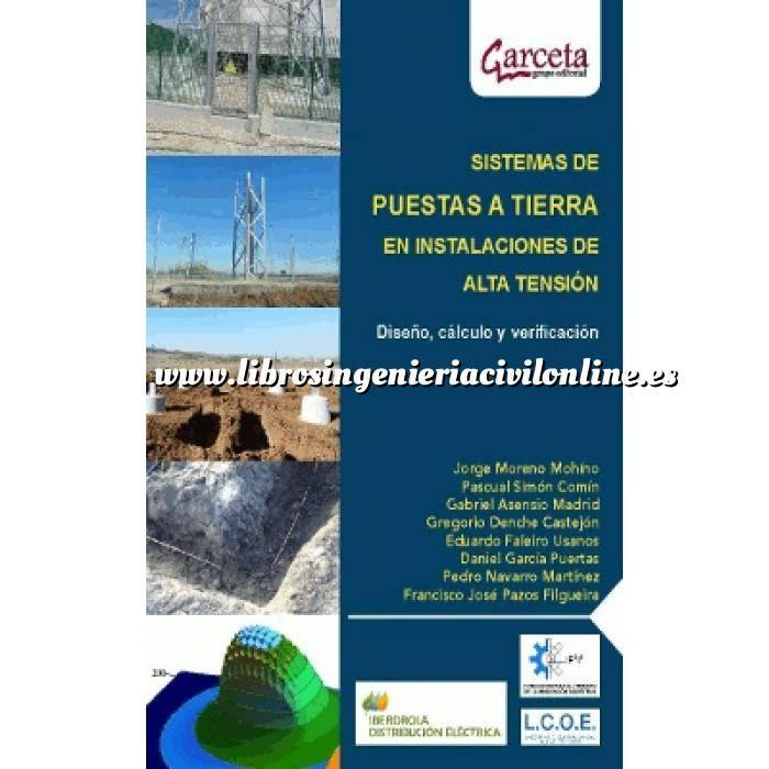 Imagen Instalaciones eléctricas de alta tensión Sistemas de puestas a tierra en instalaciones de alta tensión