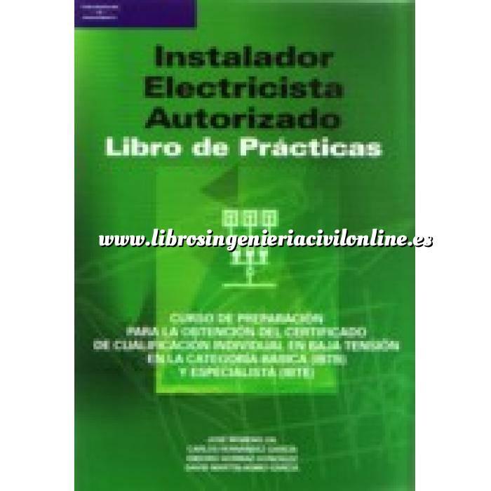 Imagen Instalaciones eléctricas de baja tensión Instalador electricista autorizado