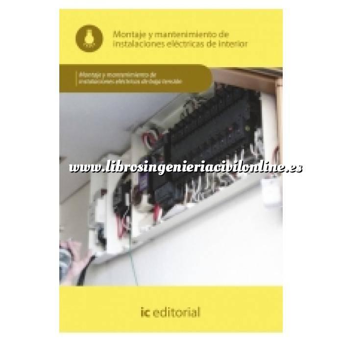 Imagen Instalaciones eléctricas de baja tensión Montaje y mantenimiento de instalaciones eléctricas de interior