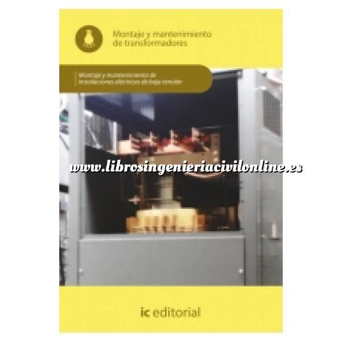 Imagen Instalaciones eléctricas de baja tensión Montaje y mantenimiento de transformadores