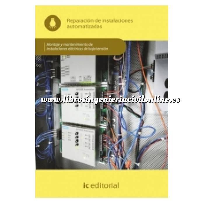 Imagen Instalaciones eléctricas de baja tensión Reparación de instalaciones automatizadas