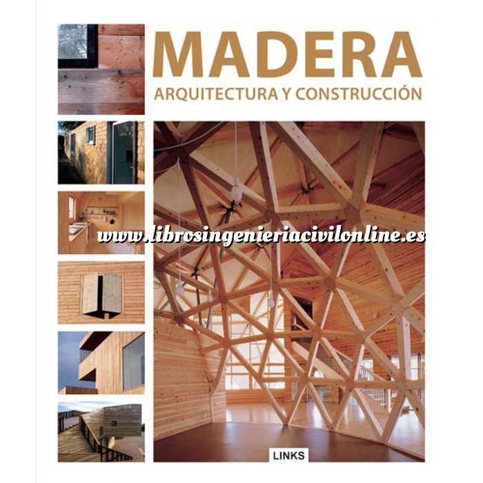 Imagen Madera Madera. Arquitectura y construcción