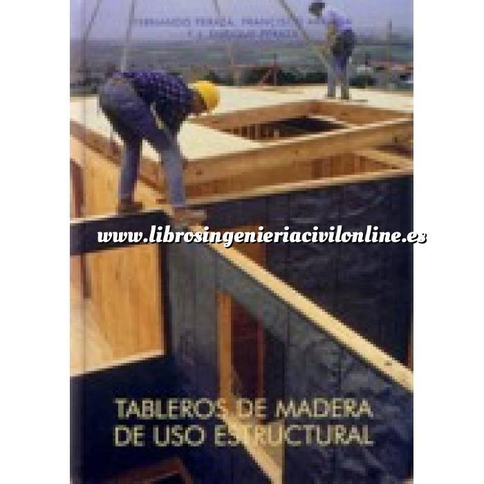 Imagen Madera Tableros de madera de uso estructural