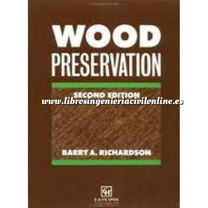 Imagen Madera Wood preservation