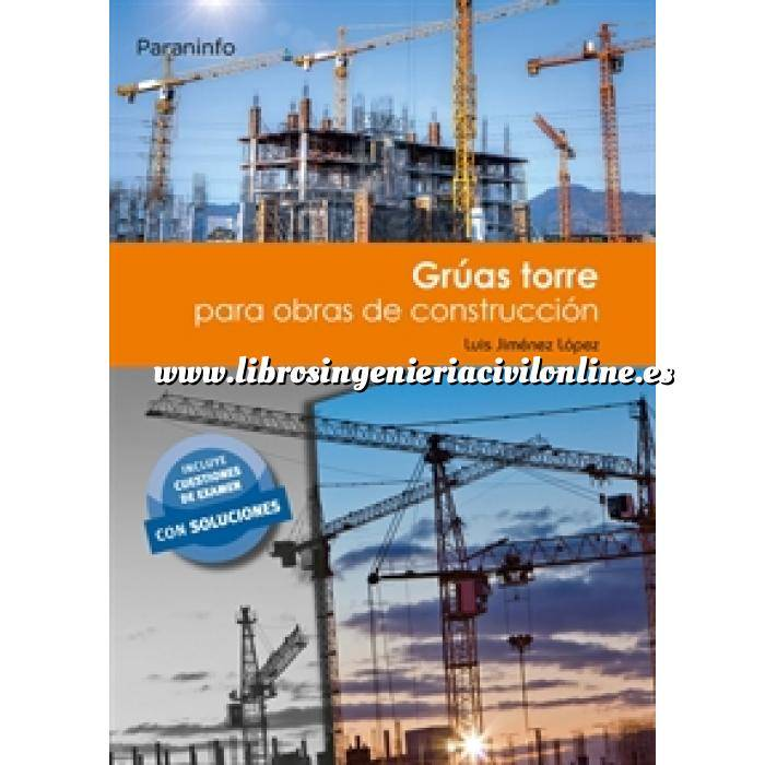 Imagen Maquinaria de obras publicas Grúas torre para obras de construcción