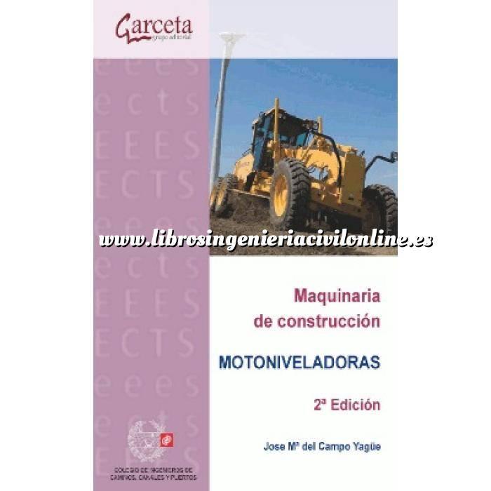 Imagen Maquinaria de obras publicas Maquinaria de construcción. Motoniveladoras