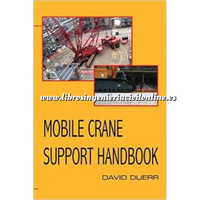 Imagen Maquinaria de obras publicas Mobile Crane Support Handbook