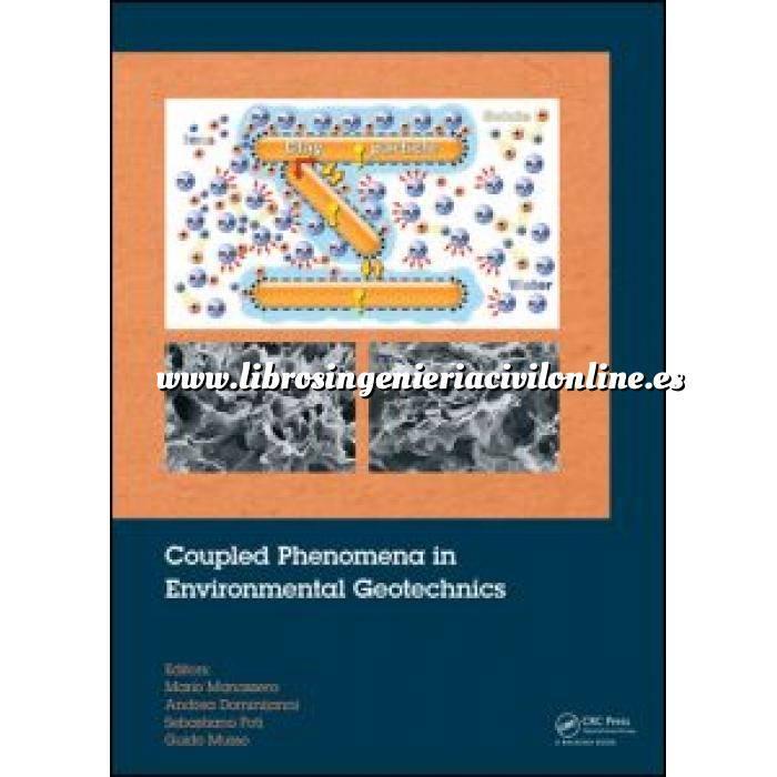 Imagen Mecánica del suelo Coupled Phenomena in Environmental Geotechnics