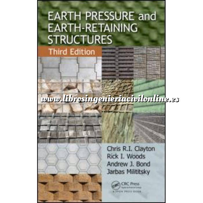 Imagen Mecánica del suelo Earth Pressure and Earth-Retaining Structures