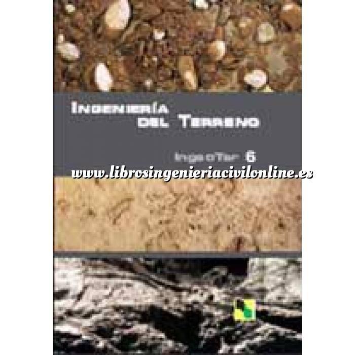 Imagen Mecánica del suelo Ingeniería del Terreno .IngeoTer Volumen.13