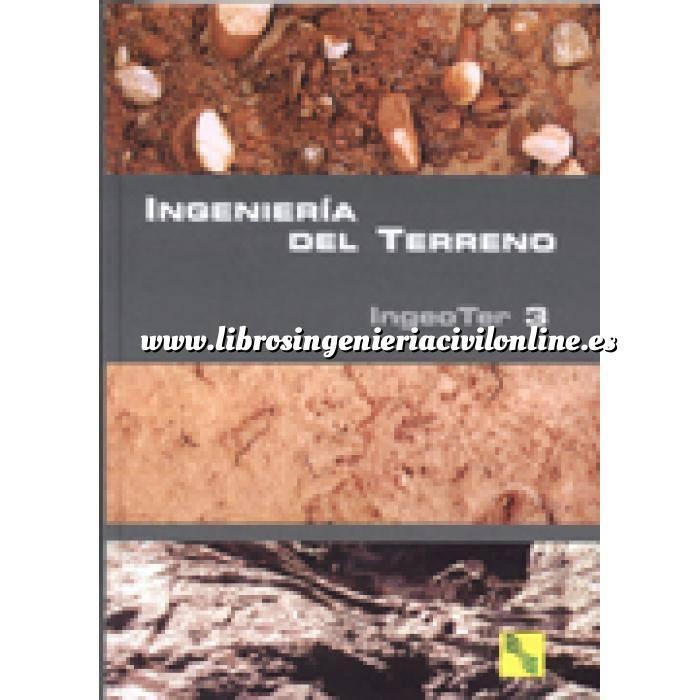 Imagen Mecánica del suelo Ingeniería del Terreno .IngeoTer Volumen. 03
