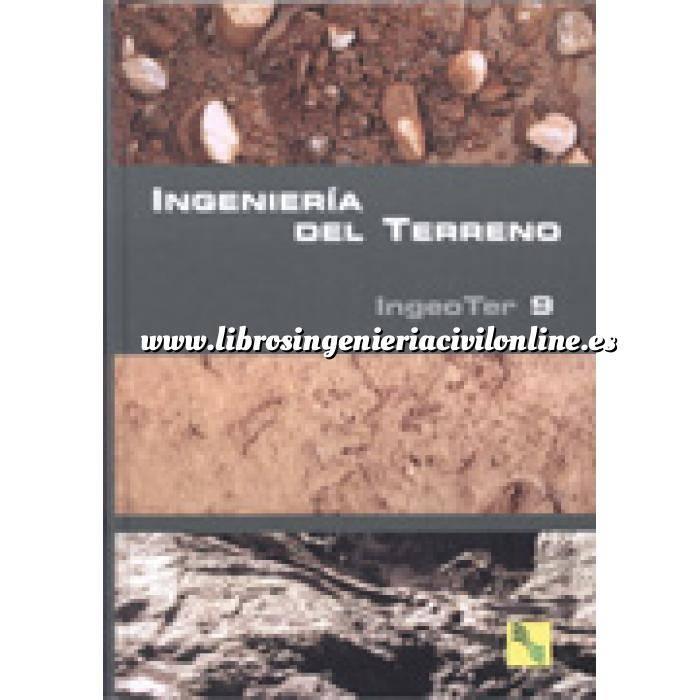 Imagen Mecánica del suelo Ingeniería del Terreno .IngeoTer Volumen. 09