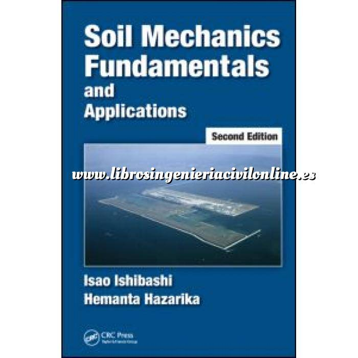 Imagen Mecánica del suelo Soil Mechanics Fundamentals and Applications