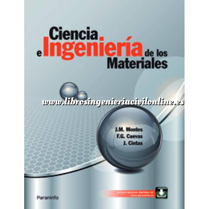 Imagen Mecánica y ciencia de los materiales Ciencia e ingeniería de los materiales