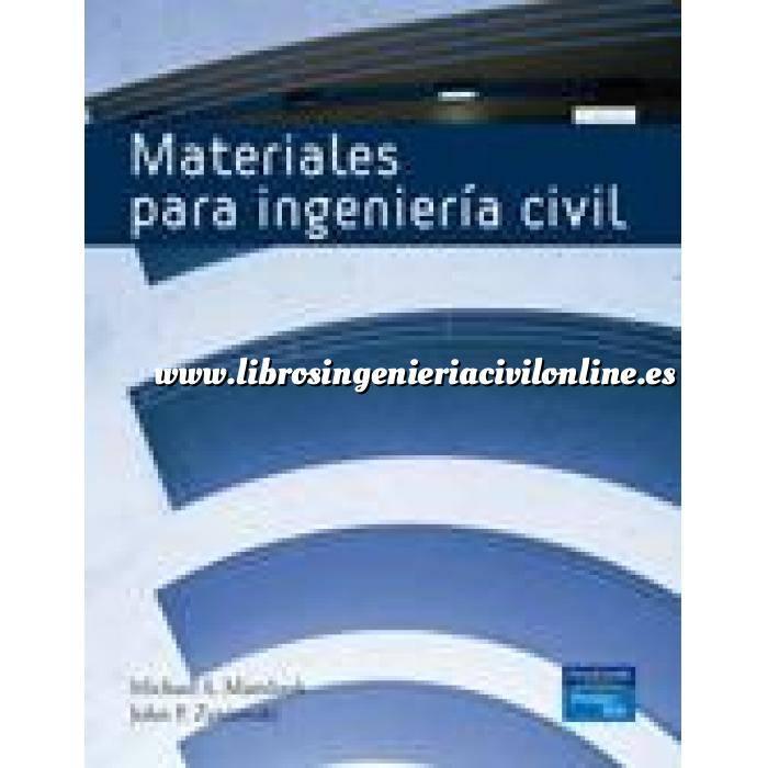 Imagen Mecánica y ciencia de los materiales Materiales para la ingeniería civil