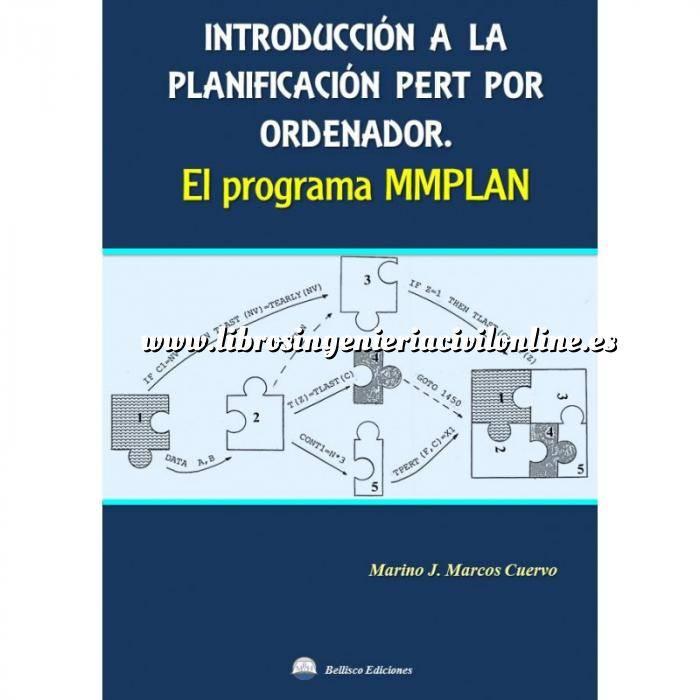 Imagen Mediciones, presupuestación y cuadros de precios Introducción a la planificación pert por ordenador.El programa MMPLAN