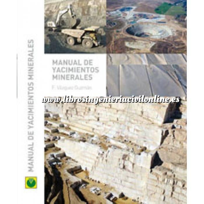 Imagen Minería Manual de Yacimientos Minerales