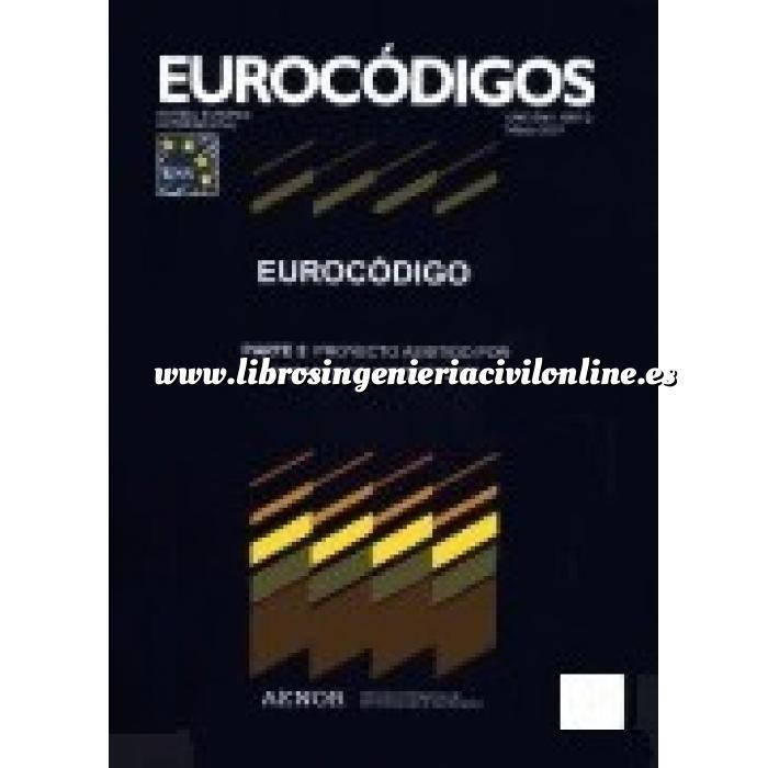 Imagen Normas UNE y eurocódigo Eurocódigo 7: Proyecto geotécnico. Parte 1: Reglas generales.