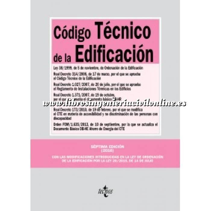 Imagen Normativa de construcción Código Técnico de la Edificación