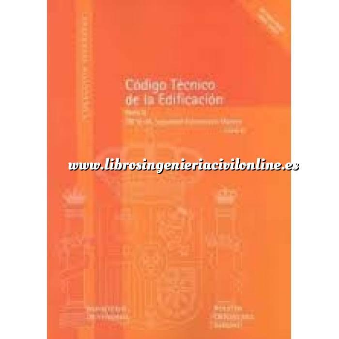 Imagen Normativa de construcción Código técnico de la edificación. (CTE) Parte II DB SE-U  Seguridad de Utilización Libro 7