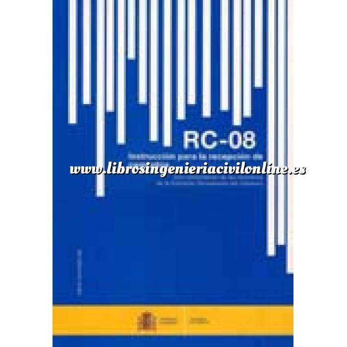 Imagen Normativa estructuras Instrucción para la recepción de cementos RC-08