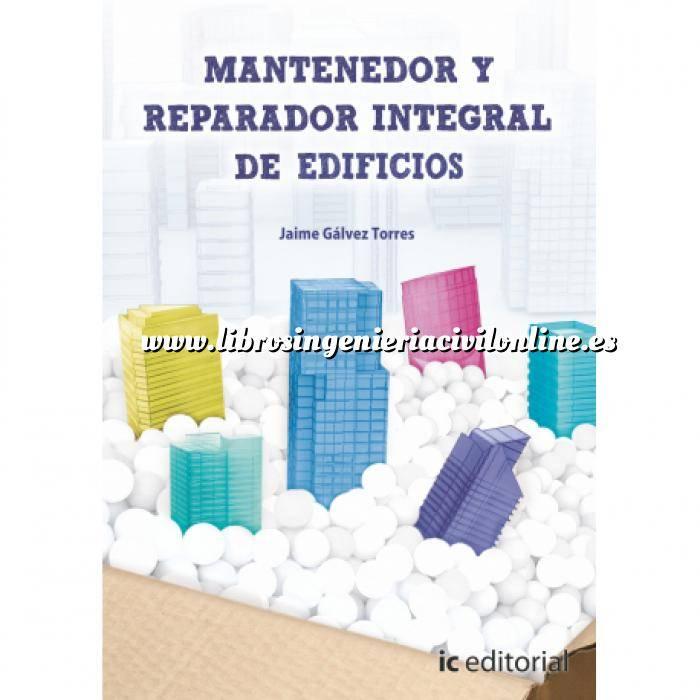 Imagen Patología y rehabilitación Mantenedor y reparador integral de edificios