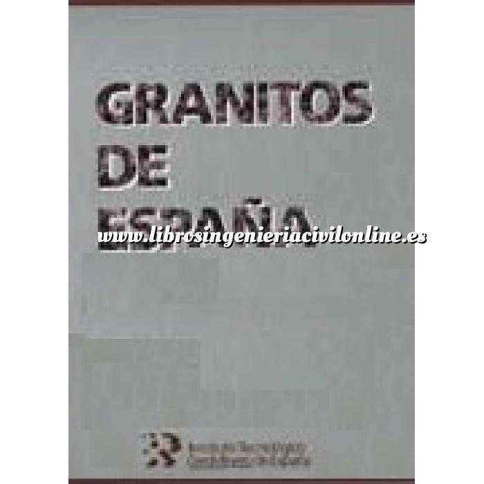 Imagen Piedra natural Granitos de España