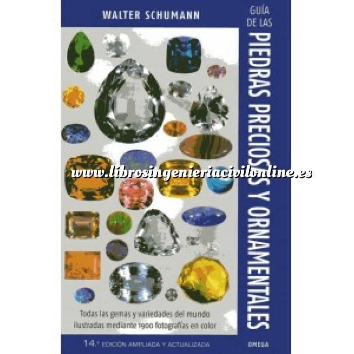 Imagen Piedras preciosas Guía de las piedras preciosas y ornamentales