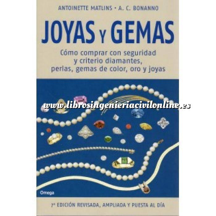 Imagen Piedras preciosas Joyas y gemas. Cómo comprar con seguridad y criterio diamantes, perlas, gemas de color, oro y joyas