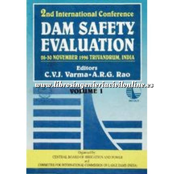 Imagen Presas Dam safety evaluation. 2nd international conference