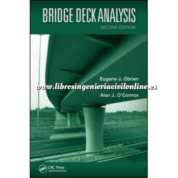 Imagen Puentes y pasarelas Bridge Deck Analysis