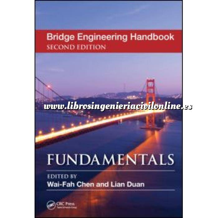 Imagen Puentes y pasarelas Bridge Engineering Handbook. Fundamentals