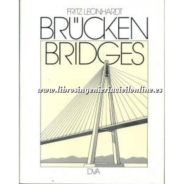 Imagen Puentes y pasarelas Brucken / Bridges,  Aesthetics & Design, English & German Text