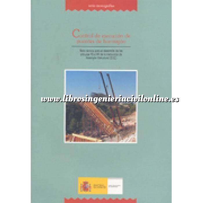 Imagen Puentes y pasarelas Control de ejecución de puentes de hormigón