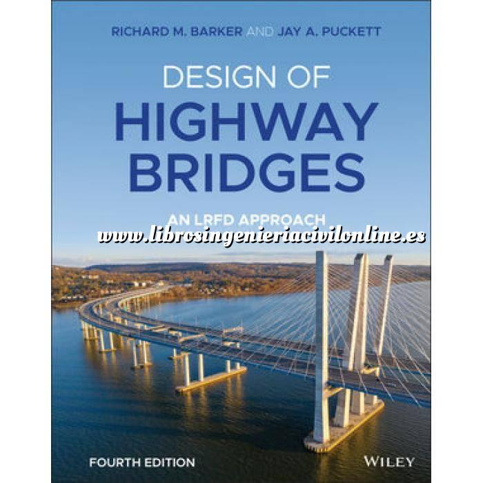 Imagen Puentes y pasarelas Design of Highway Bridges: An LRFD Approach 4th