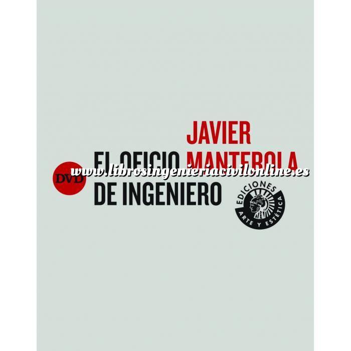 Imagen Puentes y pasarelas Javier Manterola. El oficio de Ingeniero