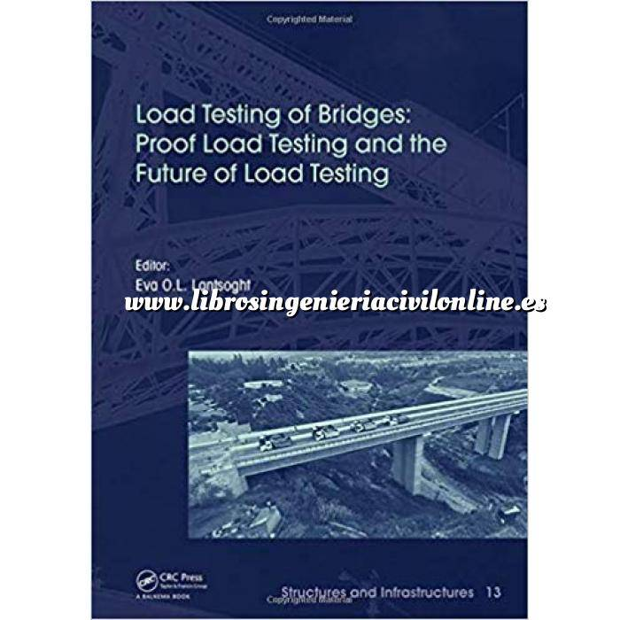 Imagen Puentes y pasarelas Load Testing of Bridges: Proof Load Testing and the Future of Load Testing