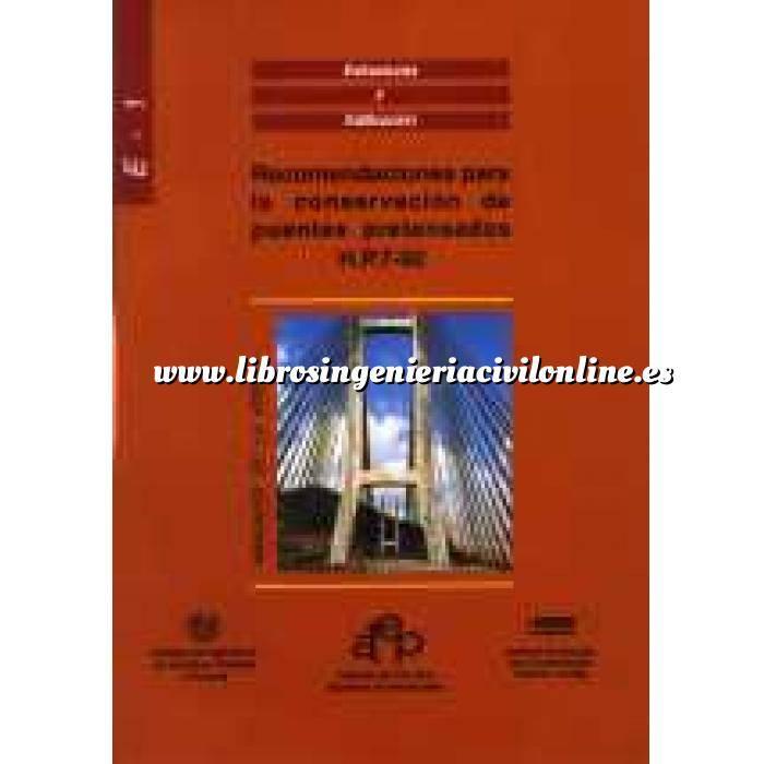 Imagen Puentes y pasarelas Recomendaciones para la conservación de puentes pretensados. H.P. 7-92