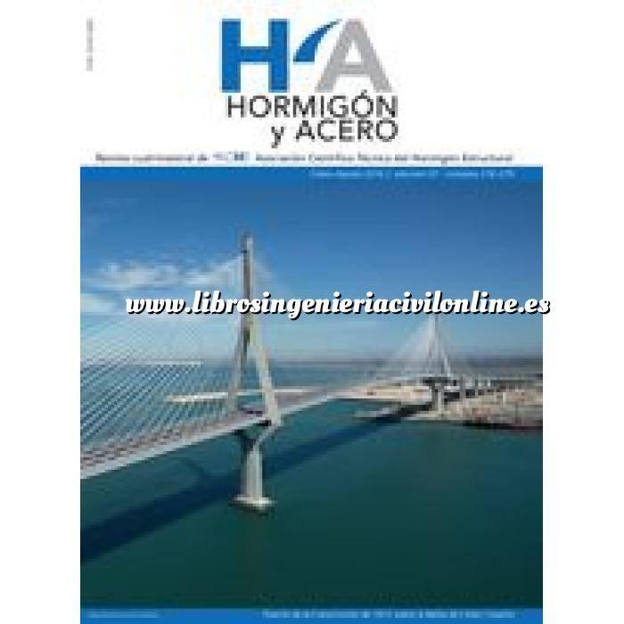 Imagen Puentes y pasarelas Revista Hormigon y Acero nº 278-279 Puente de la Constitucion de 1812 sobre la Bahia de Cadiz
