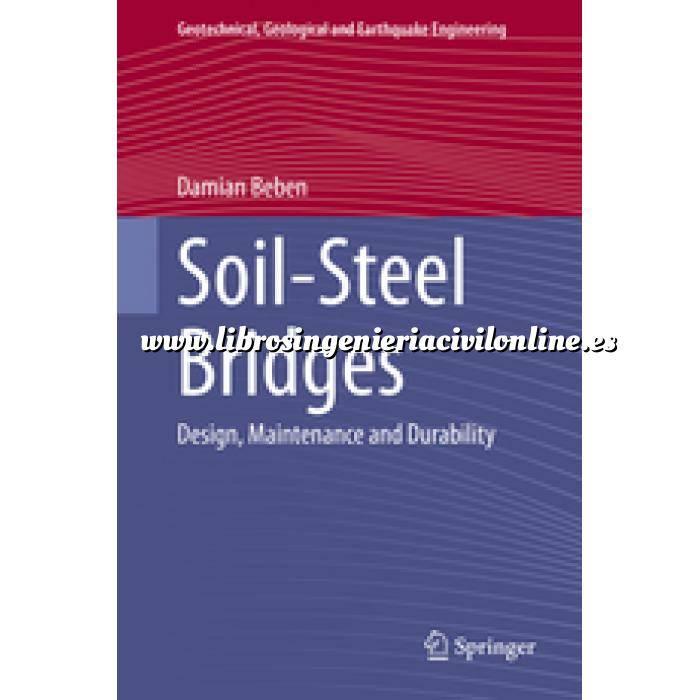Imagen Puentes y pasarelas Soil-Steel Bridges.Design, Maintenance and Durability