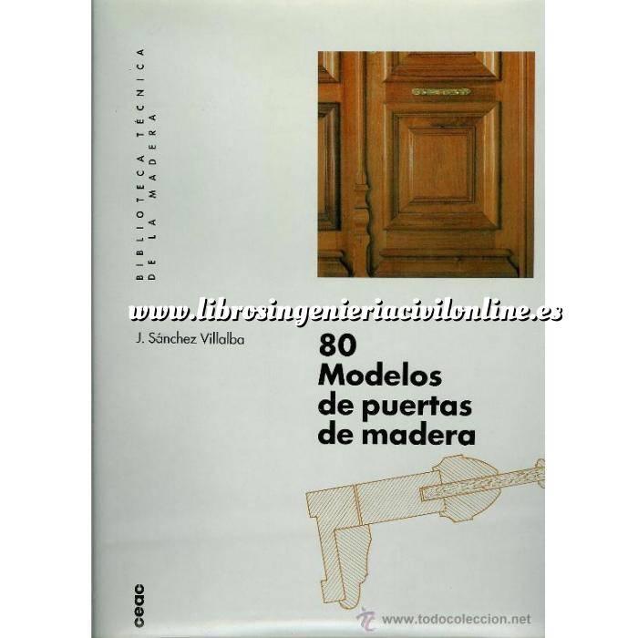 Imagen Puertas 80 modelos de puertas de madera